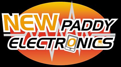 new paddy electronics dublin logo