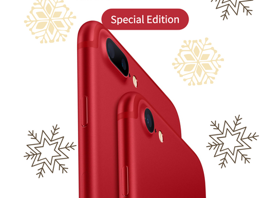 Special Chrismas Red iPhone 7 Plus (128GB) and iPhone 8 (64GB) in Stock in Leopardstown Branch