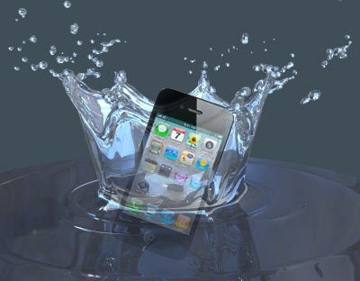 What To Do When You Dropped Your Phone Into Water