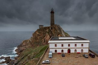 Cabo Vilan in Galizien