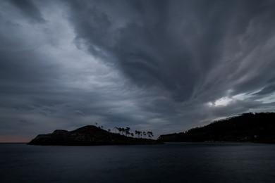 Sturm über Lekeitio