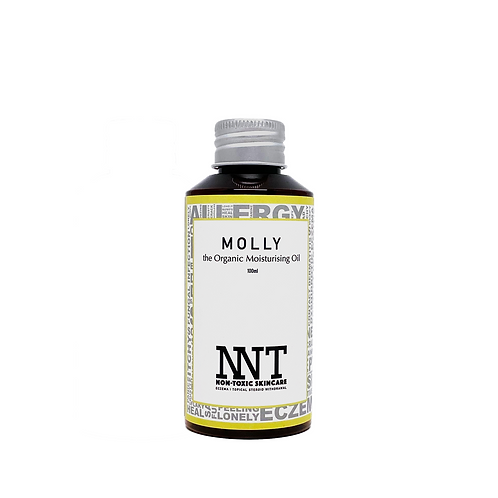 MOLLY - Organic Moisturising Oil