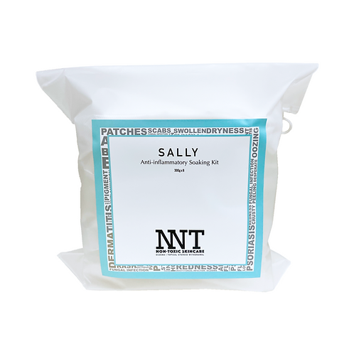 SALLY 有機抗炎浸浴包