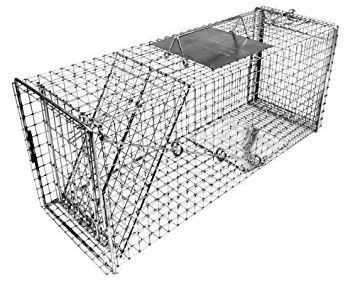 Tomahawk 606 NC trap