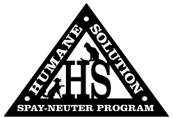 Humane Solution Spay-Neuer Program Logo