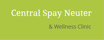 Central Spay Neuter & Wellness Clinic Logo