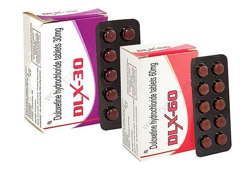 DLX Tablet (Duloxetine)