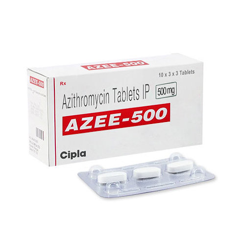 Azee 500mg Tablet