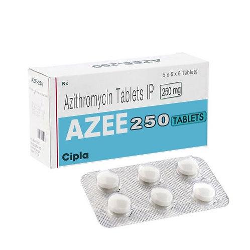 Azee 250mg Tablet