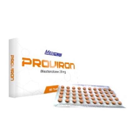 Proviron-tablet van 25 mg