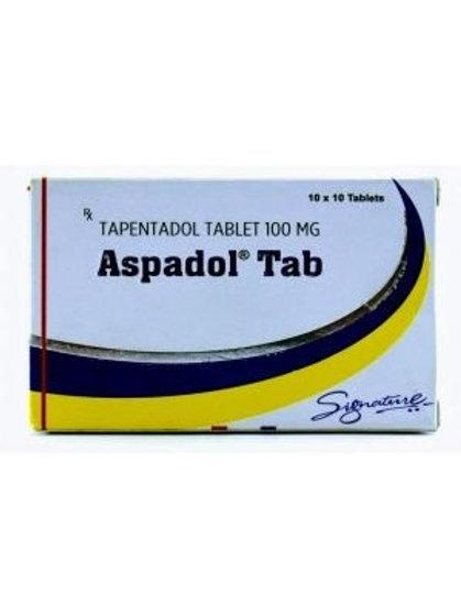 Aspadol 100 mg Tablet