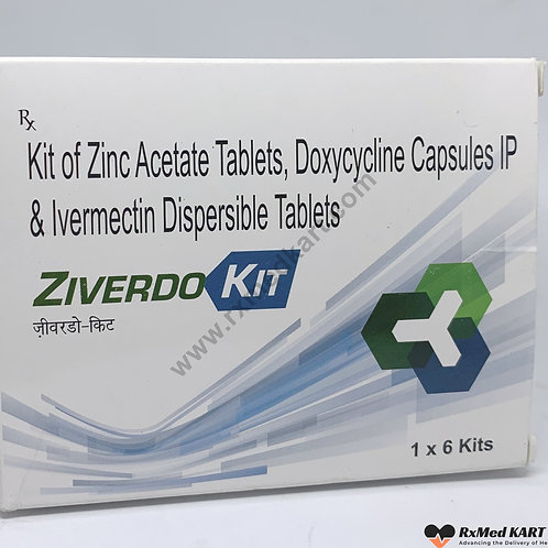 Ziverdo Kit Box View