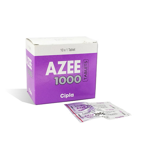 Azee 1000mg Tablet