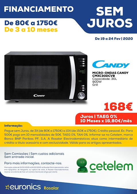 Cetelem _ Micro-ondas CANDY CMXC30DCVB.p