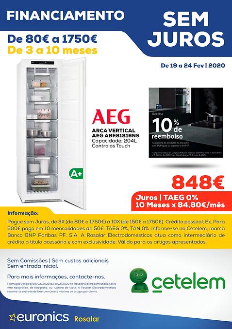 Cetelem _ Arca Vertical AEG ABE81816NS.p