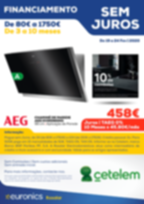 Cetelem _ Chamine de Parede AEG DVB5960H