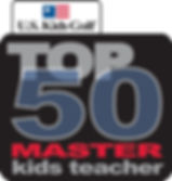 U. S. Kids Golf Top 50 Master Kids Teacher