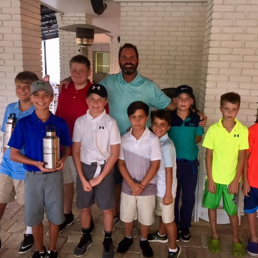 2021 TGANF Summer Golf Camp