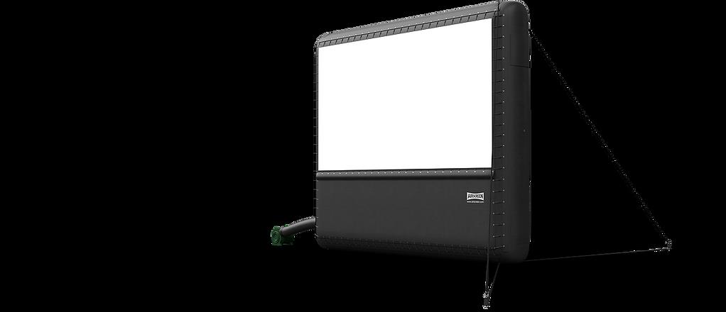 inflatable movie cinema screen airscreen hire