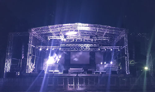 Truss and Staging Hire