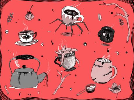 Cursed tea