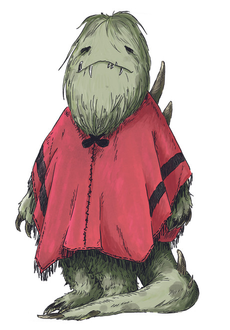 Poncho Moster