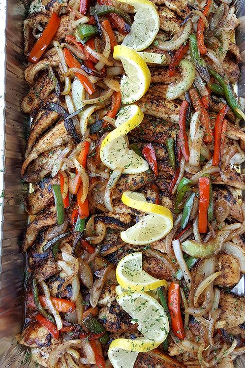 Grilled Catfish or Snapper Fillets