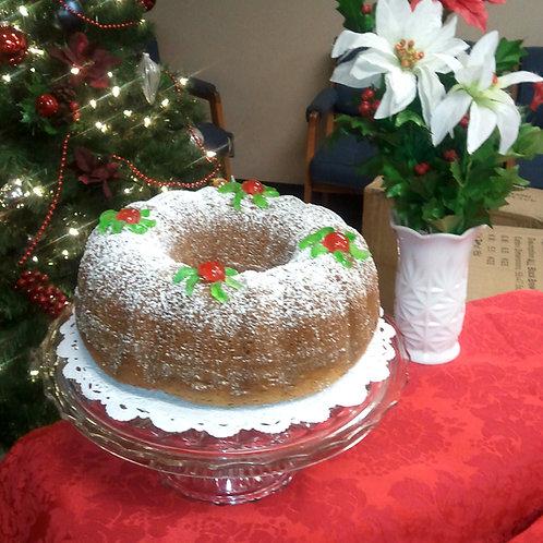 Brandy Spice Cake