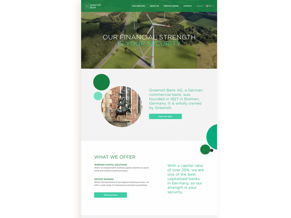 Greensil Bank