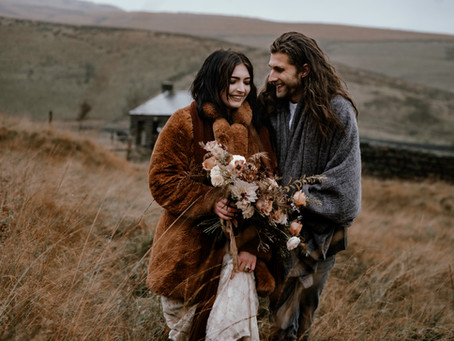 Adventurous Elopement Wedding Ceremony | Manchester | North West | Dani Louise Photography