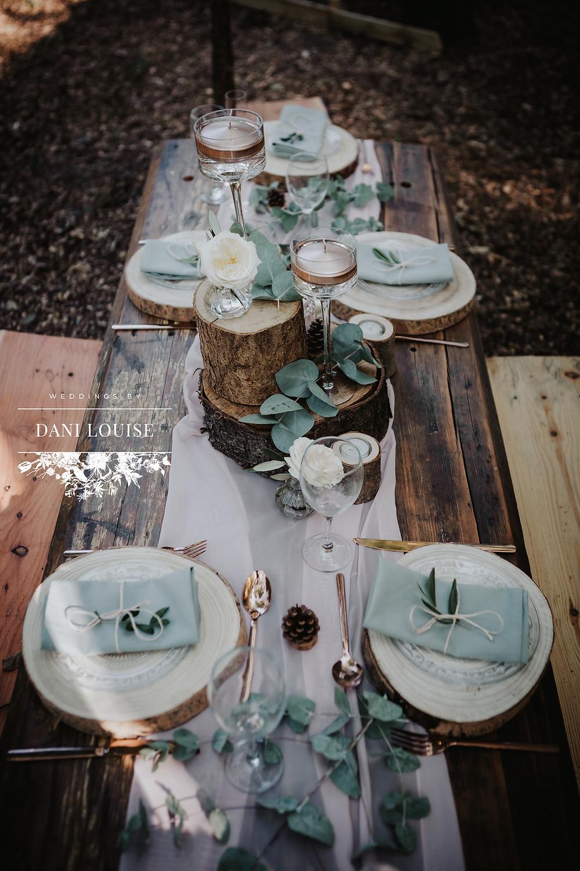 Cockley Woodland Wedding Photography