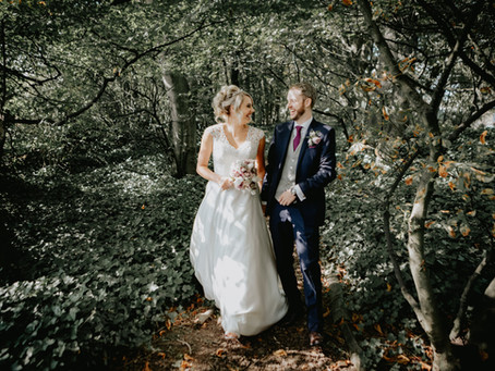 Beth & Chris | Woodlands Hotel Wedding | Leeds | Dani Louise Photography