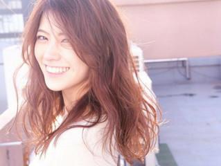 笑顔になるカラー☻