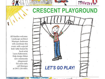 Sitka Community Playground Design Day