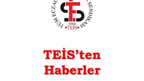 TEİS'TEN HABERLER/OCAK 2021 FAALİYETLERİMİZ