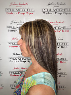 Color/Highlights by Marilou