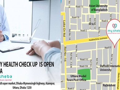 Mysheba Consultation Center is opening.