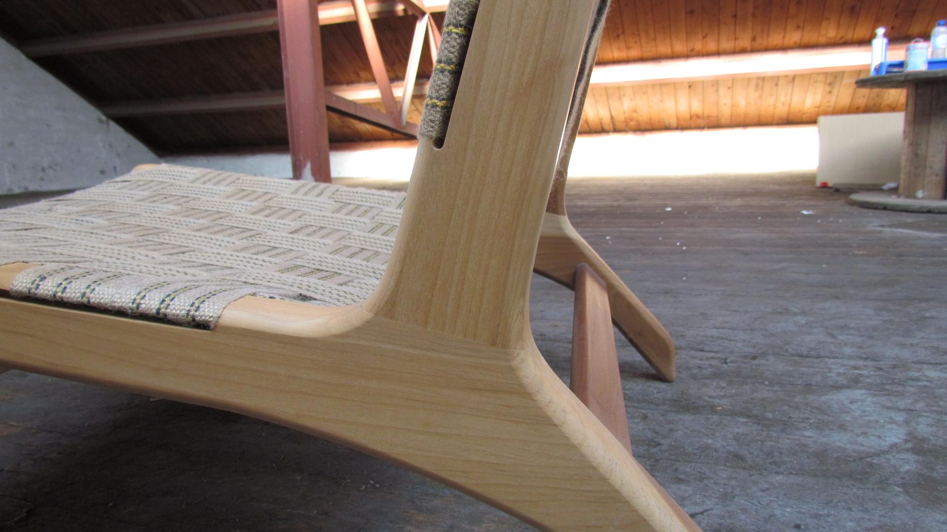 Yellowpine stoel