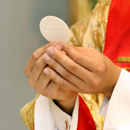 Did you receive Jesus in communion?