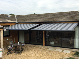 Domestic Home Awnings for the Eastbourne, Seaford, Newhaven, Peacehaven, Brighton, Lewes, Heathfield, Hailsham, Bexhill and Hastings East Sussex Areas.