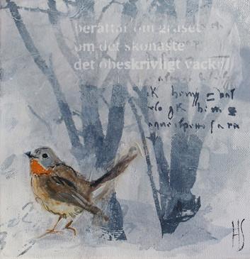 VÄNTA PÅ DIN FÅGEL 8 / WAIT FOR YOUR BIRD 8