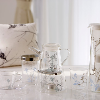 GLASS COLLECTION FOR HARIO IN JAPAN