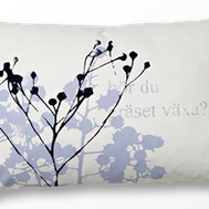 BLUE DREAMS textile collection with DHS