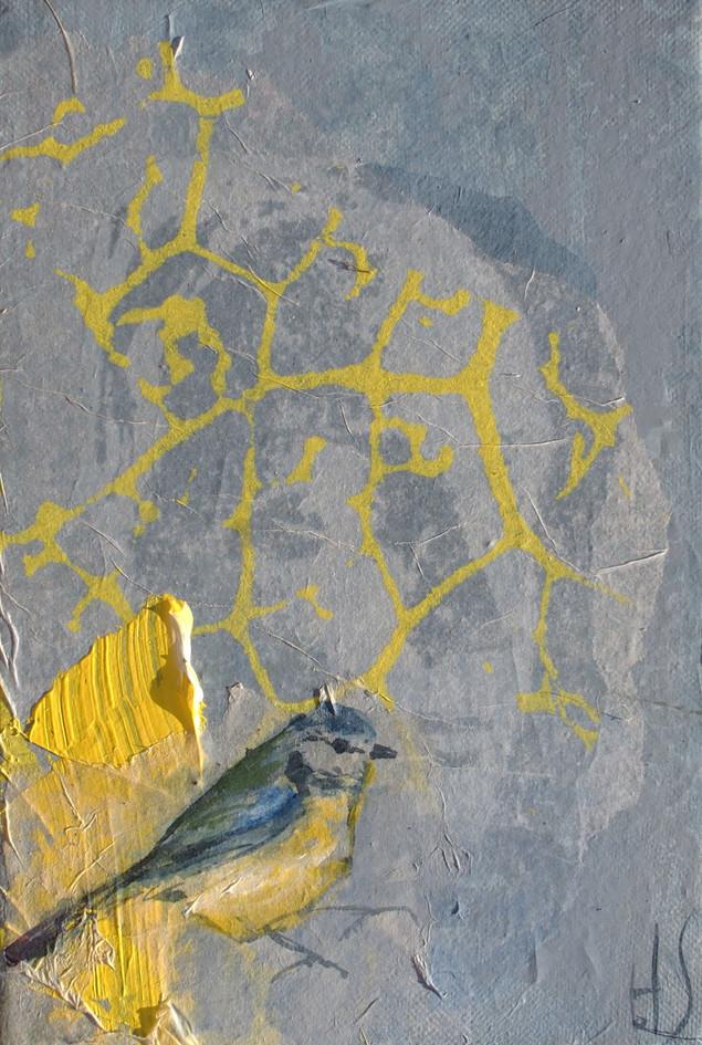BLÅMES OCH ANSIKTE/BIRD AND FACE