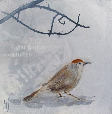 VÄNTA PÅ DIN FÅGEL 9 / WAIT FOR YOUR BIRD 9