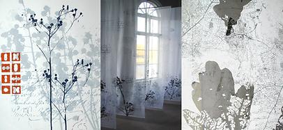 Artistic prints on fabric Helena S
