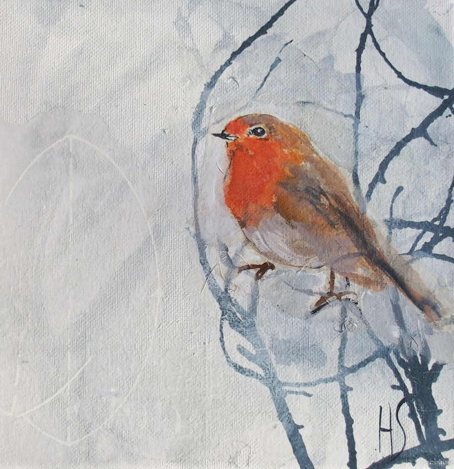 VÄNTA PÅ DIN FÅGEL 4 / WAIT FOR YOUR BIRD 4