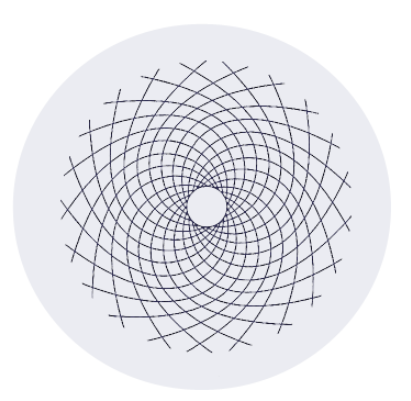 INTERIOR DESIGN WITH FRACTALS