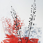 PRINT RED PLANT