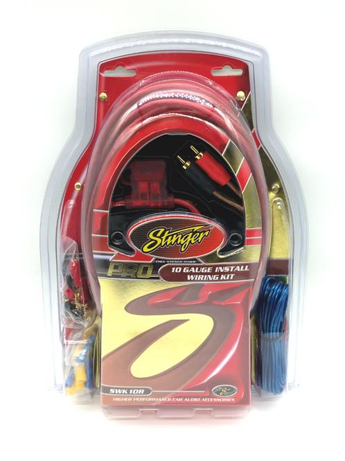 Stinger 10GA Install Wiring Kit